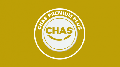 HEC achieves CHAS Premium Plus standard