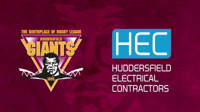 HEC official Huddersfield Giants club partner for 2020